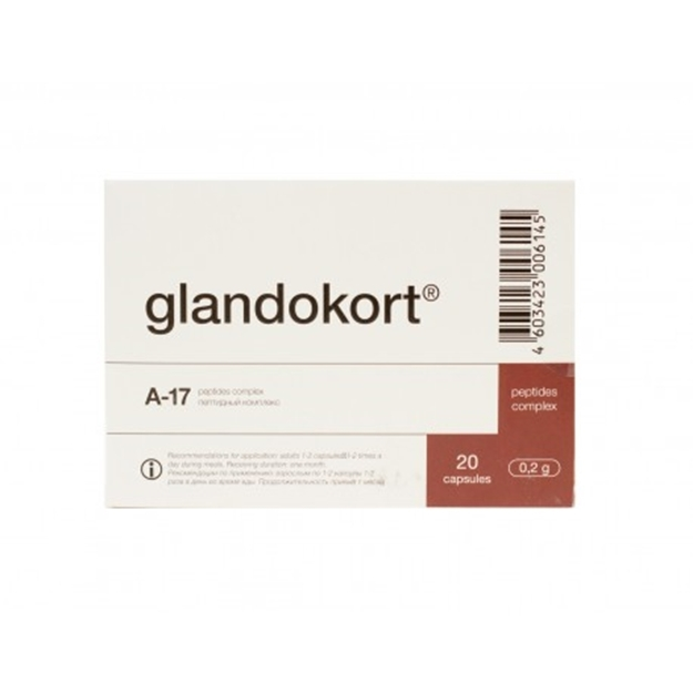 Picture of Adrenal peptide (Glandokort)