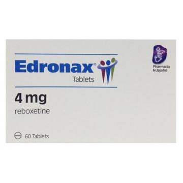 Picture of Edronax (Reboxetine)