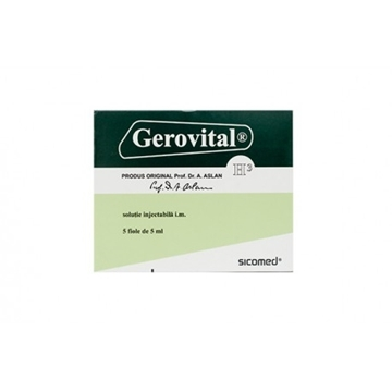 Picture of Gerovital-H3 (ampoules)