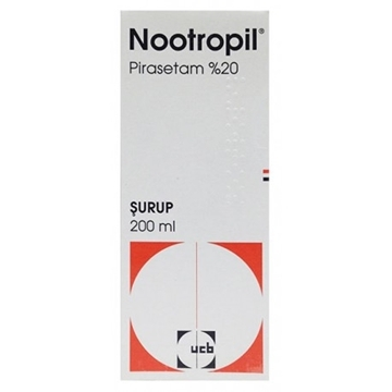 Picture of Piracetam (Nootropil Syrup)