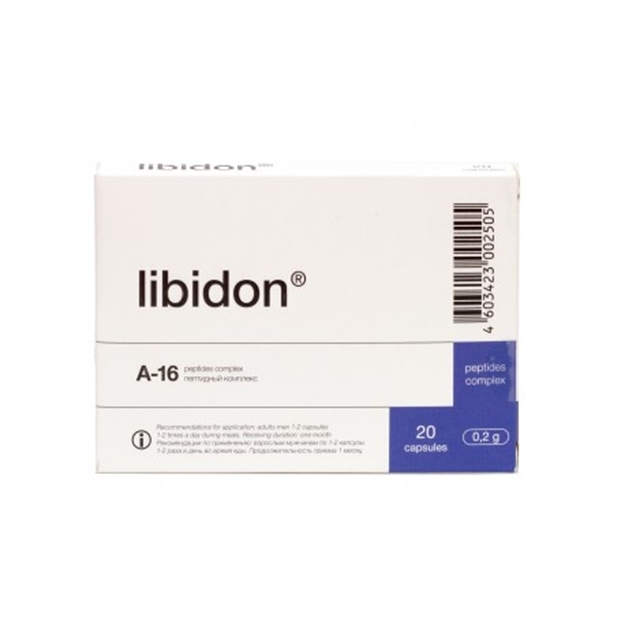 Picture of Prostate peptide (Libidon)