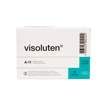 Picture of Retina peptide (Visoluten)