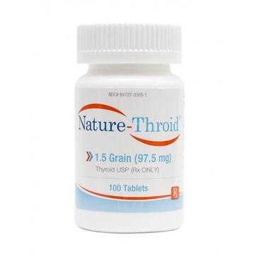 Picture of Thyroid (Nature, 1 grain)