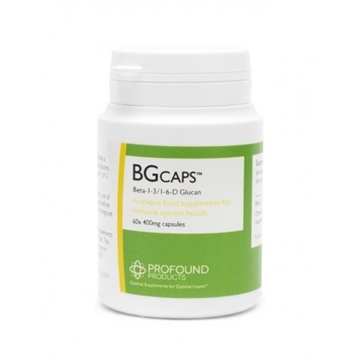 Picture of Beta Glucans (BG Capsules)