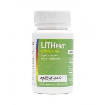 Picture of Lithium Orotate (Lith-Pro)