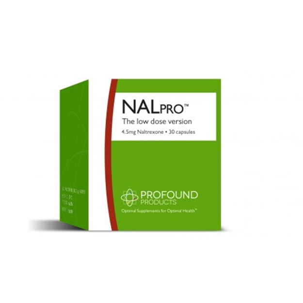 Picture of Naltrexone (LDN, Nal-Pro)