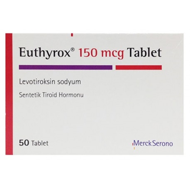 Picture of Thyroid T4 (Eutirox)