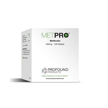 Picture of Met-Pro (metformin)