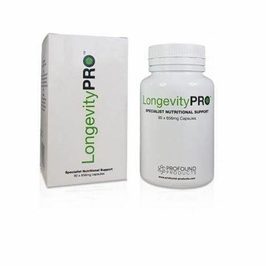 Longevity Pro anti aging supplement