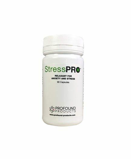 Stress Pro anti stress supplement