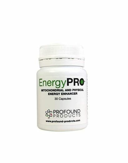 Energy Pro Metabolism Booster Supplement